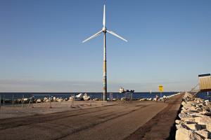 windkraftanlage 10 kw wind turbine 20 kw 30 kw schwachwindanlage. Black Bedroom Furniture Sets. Home Design Ideas